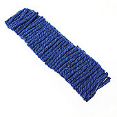 Anchor Rug Wool - Dark Blue