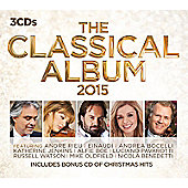 Classical Album 2015 (2CD)