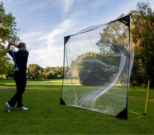 QuickPlay Quick Hit 8' x 8' Multi Sport Hitting Net