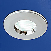 HIB Chrome Low Energy Fire Rated Showerlight