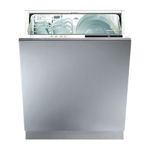 Matrix MW401 Integrated Dishwasher, A+ Energy Rating, Silver
