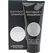 Davidoff Champion Hair & Body Shampoo 200ml For Men