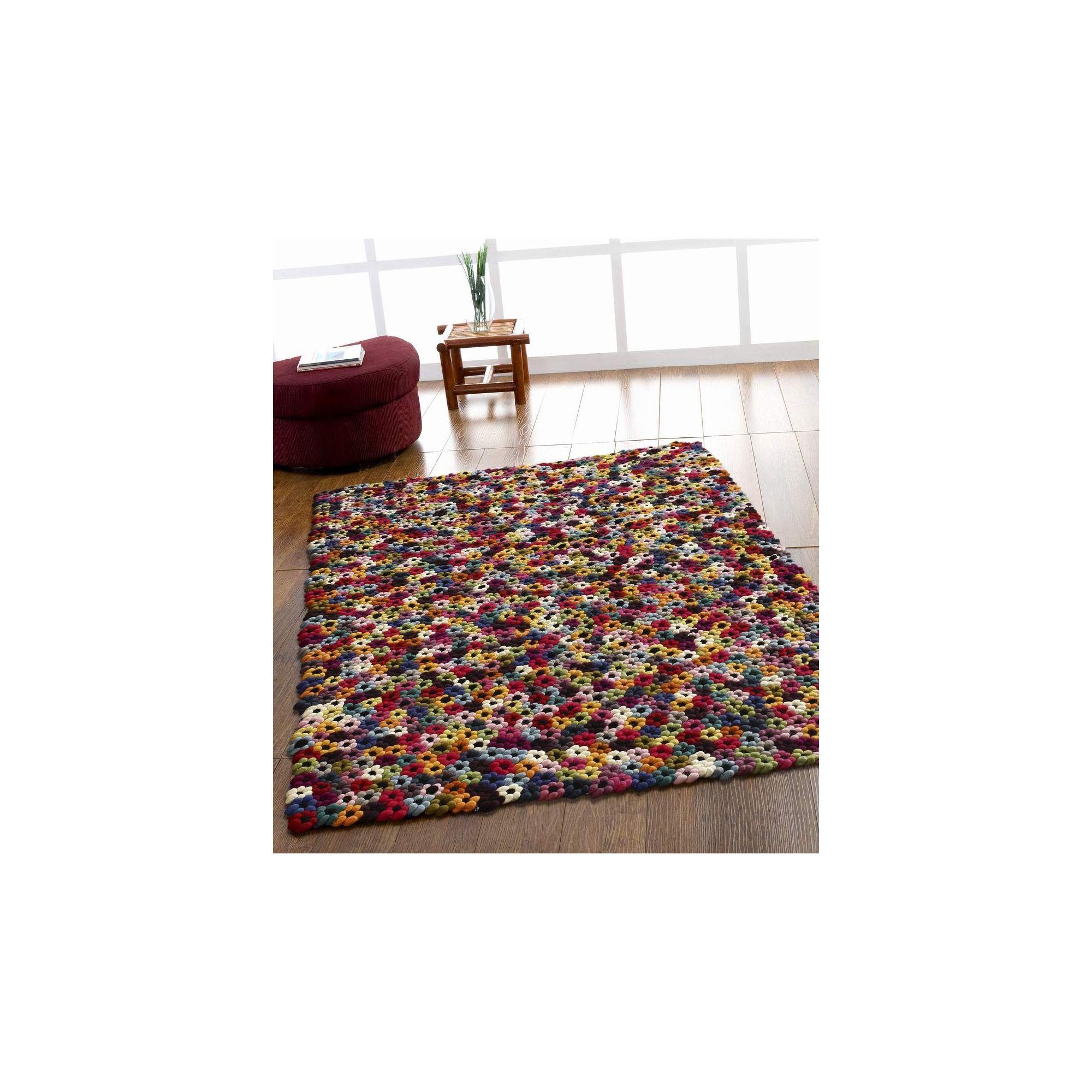 Wilkinson Furniture Bloom Rug in Multicolour - Medium at Tesco Direct