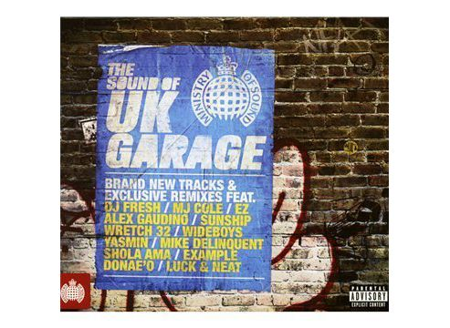 Sound Of Uk Garage 2011