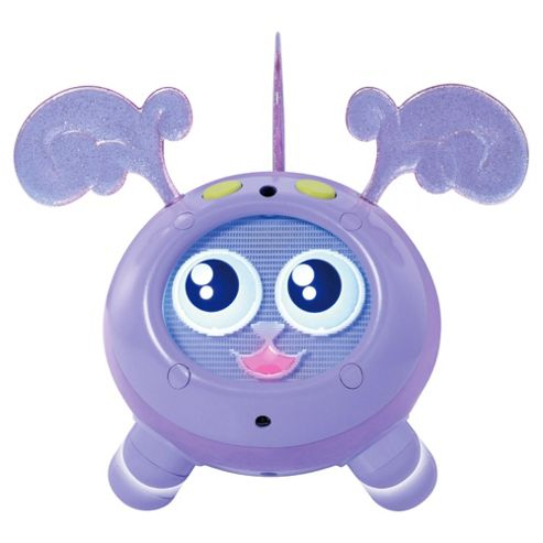 Fijit Friends Yippits Figure Purple Plooki