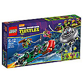 LEGO Teenage Mutant Ninja Turtles T-Rawket Sky Strike 79120