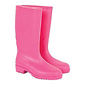 Mountain Warehouse Muddle Kid's Wellies - Pink