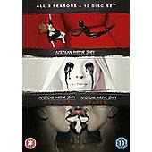 American Horror Story Season 1-3 (DVD Boxset)