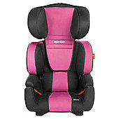 Recaro Milano Group 2-3 Car Seat, Pink