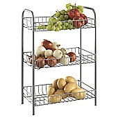 Tesco Vegetable Storage Kitchen Trolley