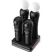 SPEEDLINK BAY Move Charging System for PS3 Move, Black SL-4310-SBK