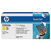 HP 504A Yellow LaserJet Toner Cartridge