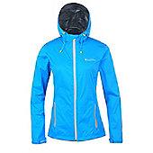Rapture Womens Waterproof Jacket - Blue
