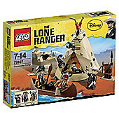 LEGO Lone Ranger TM Comanche Camp 79107