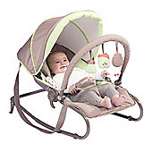 Babymoov Complete Bubble Bouncer Green Almond