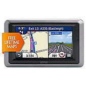 Garmin Zumo 660LM Motorcycle Sat Nav, with Free Lifetime Map Updates accross Europe