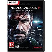 Metal Gear Solid 5 Ground Zero (PCCD)