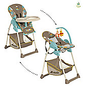 Hauck Disney Sit'n Relax Highchair, Spring In The Wood