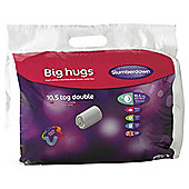 Slumberdown Big Hugs 10.5 Tog Duvet Double