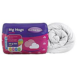 Slumberdown Big Hugs 10.5 Tog  Duvet Double
