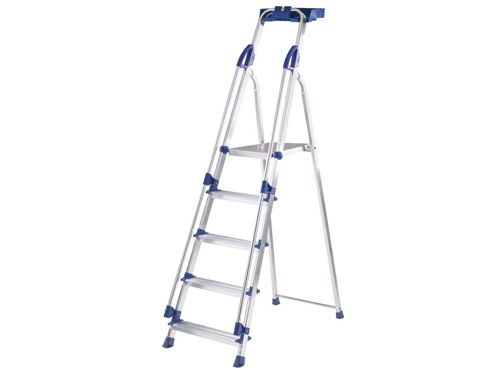 Abru 10505 Blue Seal Stepladder 5 Tread