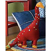 Diplodocus Dinosaur Cushion