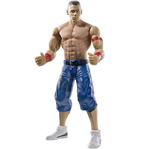 WWE Flexforce Lightning John Cena Wrestling Figure
