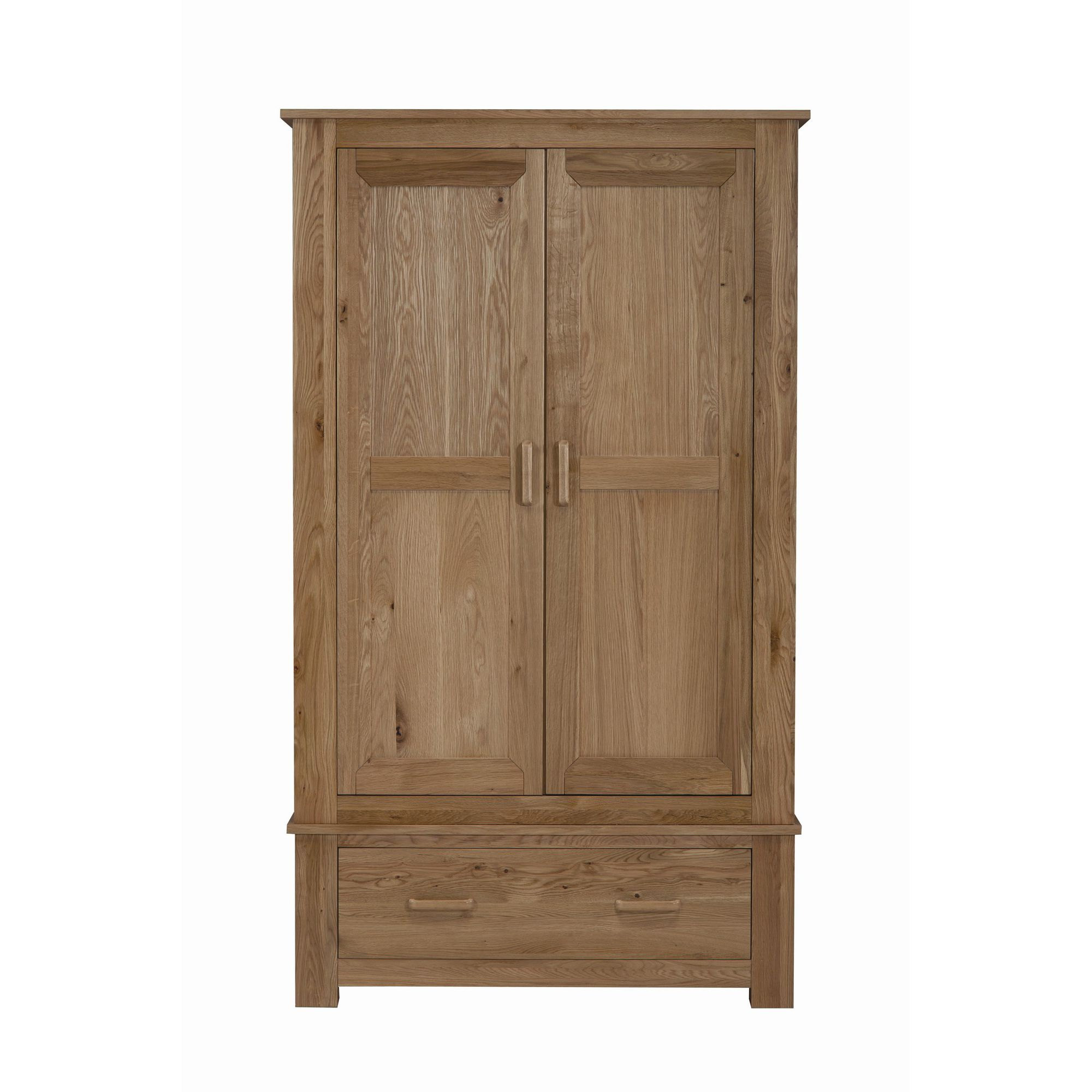 Alterton Furniture Wiltshire 2 Door with Drawer Wardrobe at Tescos Direct