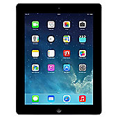 "Refurbished Apple iPad 4, 9.7"", 32GB, WiFi & 4G- Black"