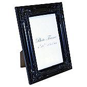 Black Decorative Frame 4x6
