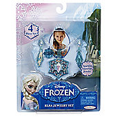 Disney Frozen Elsa Jewellery Set