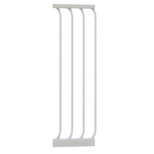 27CM Gate Extension WHITE - For Safety Gates F160W/F170W - F172W - Dreambaby