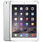 Apple iPad Air, 16GB, WiFi - Silver