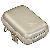 Rivacase Riva 7023 PU Digital Camera Case, Silver