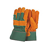 Town & Country Tgl409 Mens Leather Palm Gloves