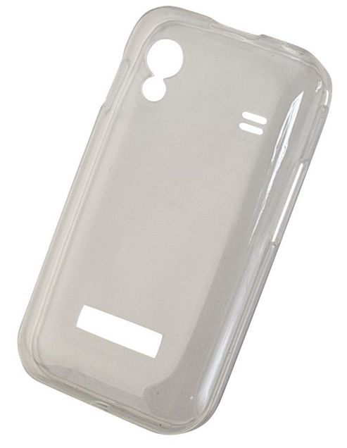 "Tortoiseâ""¢ Soft Gel Case Samsung Galaxy Ace Clear"