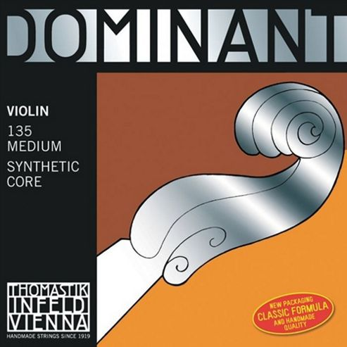 Dominant Violin String Set - 1/2 Size