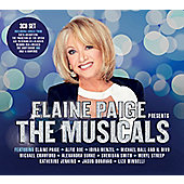 Various Artists Elaine Paige Presented The Musicals(3CD)
