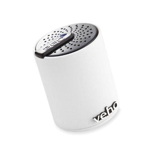 Veho 360° M3 Portable Bluetooth Speaker - White