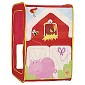 Tesco Transform-A-Tent Farm Play Tent