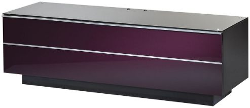 UK-CF Ultimate Damson TV Stand For Up To 60 inch TVs