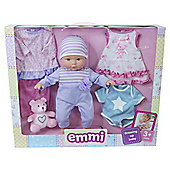 Emmi Doll With 4 Outfits
