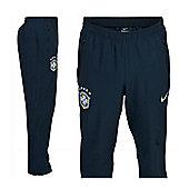 2014-15 Brazil Nike Woven Pants (Navy) - Navy