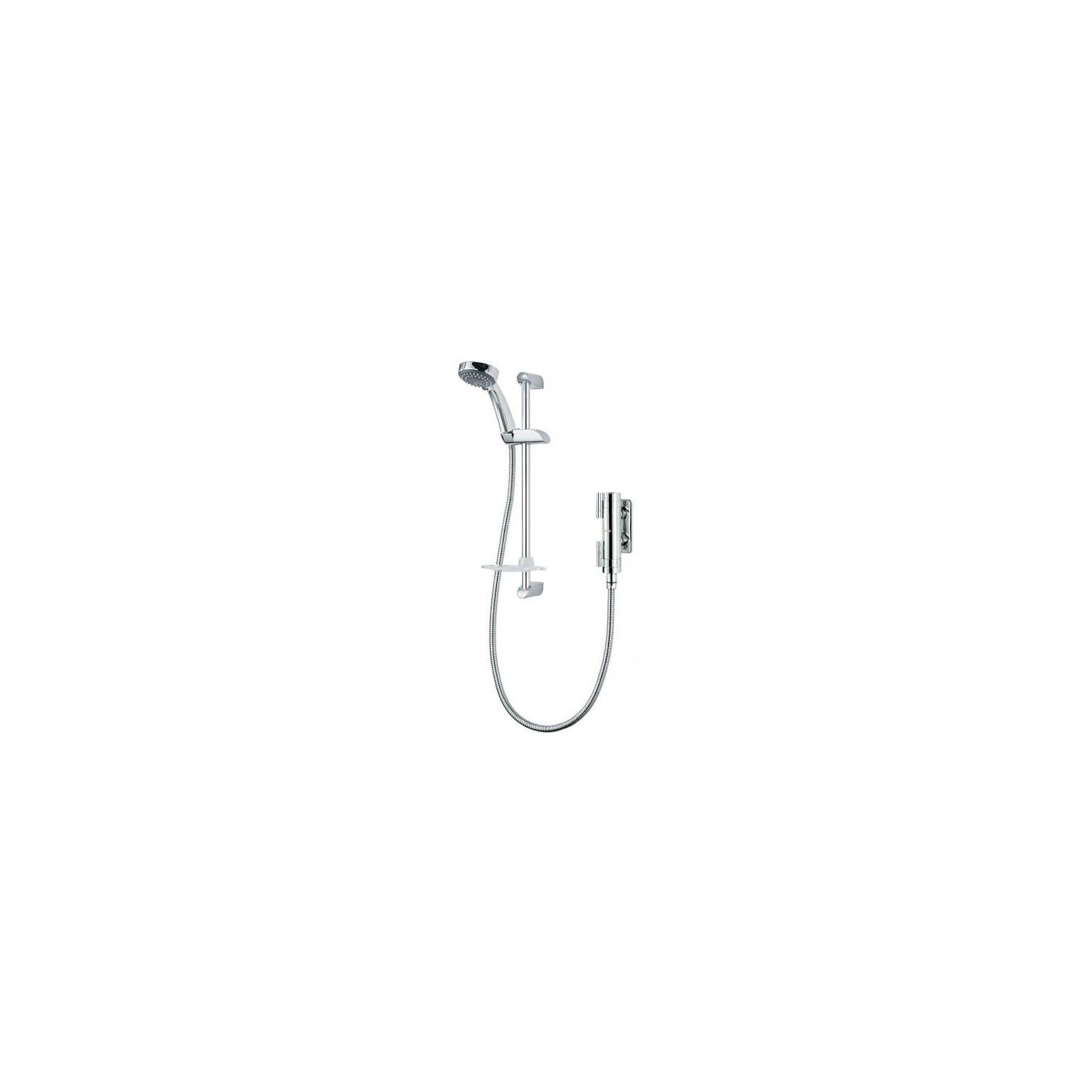 Triton Thames Vertical Thermostatic Bar Mixer Shower Chrome at Tesco Direct