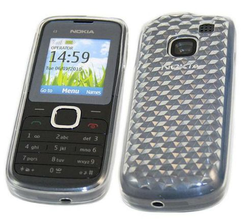 ProGel Skin Case - Nokia C1-01 - White