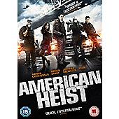 American Heist DVD