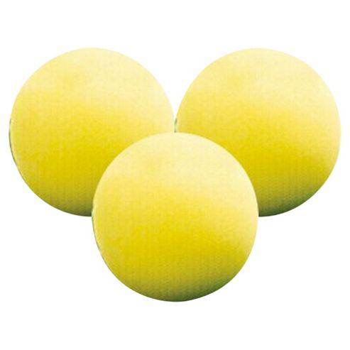 Longridge Yellow Foam Practice Balls (CDU)