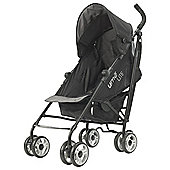 Summer Infant UME Lite Stroller, Black & Grey