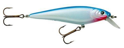Berkley Frenzy Firestick Wobbler Minnow Suspending - Blue White Twin Pack