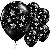 11' Glitter Stars & Stars Around (25pk)